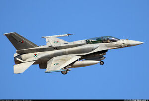 Lockheed Martin F-16F Fighting Falcon - United Arab Emirates - Air Force (1:72)