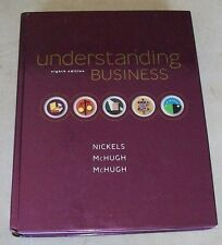 Understanding Business by McHugh & Nickels Eighth 8th Edition