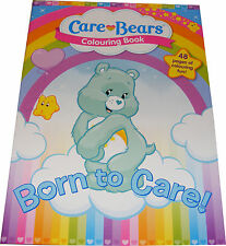 Infantil / care bears carebears Para Colorear Libro - NUEVO