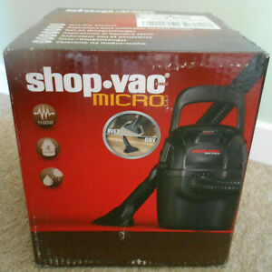 Shopvac Micro 4 Handheld Vacuum Cleaner