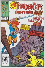 ThunderCats #9 - Star Comics / Marvel Comics 1987 - The Price Of Pride