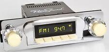 RetroSound 1960-63 Ford Ranchero Zuma Radio AM FM/RDS/USB/AUX