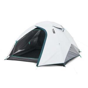 Decathlon Australia - MH 100 Camping Tent Fresh & Black - 3 Person