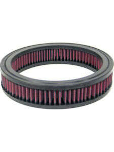 K&N Round Air Filter FOR PLYMOUTH CHAMP 1.6L L4 CARB (E-2750)