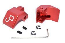 Billet Aluminum Mazda Miata convertible top latch rebuild kit (RED)