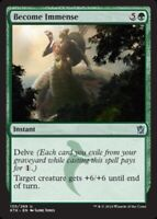 4x NM-Mint, English Regular Become Immense Khans of Tarkir magicmtg