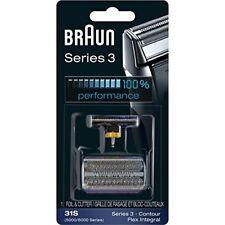 Braun 31S Series 3 Replacement Foil Cutter Blades 5790 5775 5776 5770 5735 5724