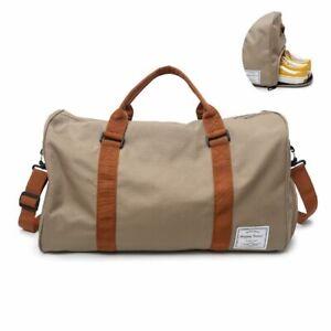 Gym Bag Men Woman Sports Training Yoga Fitness New Duffle Shoulder Carry Handbag