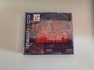 Snatcher - SEGA MEGA CD