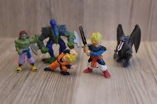 Lot de 5 figurines Dragon Ball Takahashi