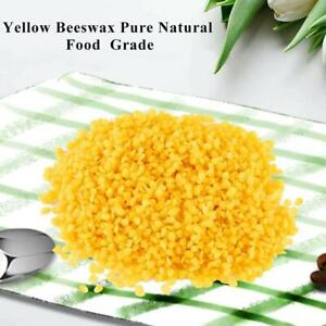 Yellow Beeswax Pellets Pure Natural Cosmetic Grade For Candle Soap Making Best