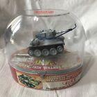 "Radio Control Mini ""Master"" Tank Gray 49 MHZ 2002 M.T. NEW"