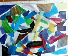 Stained Glass Offcuts 1kg (a)