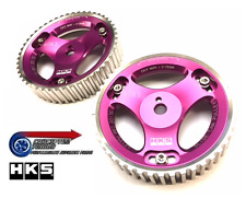 HKS Adjustable Vernier Slide Cam Timing Pulleys - For Mitsubishi EVO VIII 8 CT9A