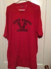 Under Armour Lacrosse Size Xl T-Shirt