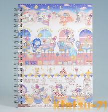 Sentimental Circus Ring Note book 120 pages B6 size San-X NY09801