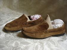 HUSH PUPPIES Brown Suede Mens Shoes Size 8.5