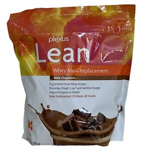 New Plexus Lean™ Whey Meal Replacement Milk Chocolate Exp. 08/2021