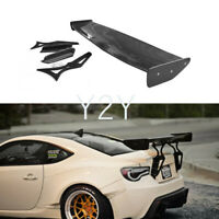 Carbon Trunk Spoiler Lip Wing for Toyota 86 GT86 Subaru BRZ Coupe GT Style