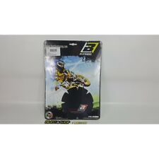 2004 2012 HONDA CRF250 Adesivo carter frizione BLACKBIRD