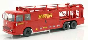 Norev 1970 Fiat Bartoletti 306/2 Transporter Ferrari from Le Mans Movie 1:18 Sca