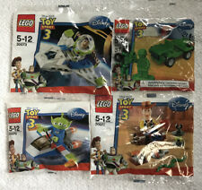 LEGO Toy Story 3 Woody Buzz Alien Army Polybag Job Lot 30073 30074 30070 30071