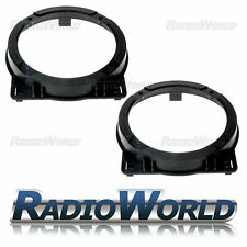 "Honda Civic 01 - 06 EP3 Speaker Adaptor Rings Front Doors 5.25"" 130mm SAK-1210"