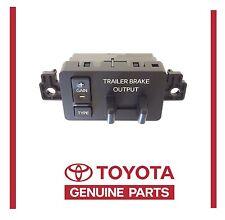 Toyota 2016-2017 Tundra Instrument Panel Brake Controller 89547 0C011