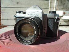 Honeywell Pentax H 1 a camera with Super Takumar lens AS-IS