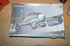 MONOGRAM 1:48 MESSERSCHMITT ME262   5453