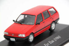 Fiat Elba/Duna Weekend 1986 Brazil Rare Diecast Scale 1:43 New+Stand From China