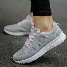 Women's Running Athletic Comfortable Sneakers Casual Breathable Gym Tennis Shoes