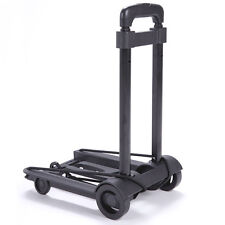 Folding Portable Wheelie Travel Luggage Trolley Cart  - By TRIXES