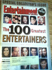 Entertainment Weekly ,Winter 1999, The 100 Greatest Entertainers, Very Good Cond