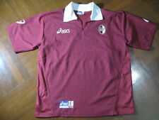 TORINO FC ITALY AC 2002 HOME ASICS PLAYER VINTAGE SOCCER JERSEY LAYER SHIRT M
