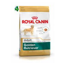 ROYAL CANIN GOLDEN RETRIEVER ADULT 12 KG CANE  adulto CROCCHETTE