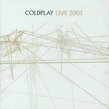 Live 2003 by Coldplay (CD, Dec-2003, Capitol)