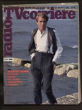 RADIOCORRIERE 48/1979 MARTIN EDEN CONNELLY ROTOLO BARBIE JANNACCI BIG JIM 004