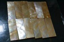 Inlay  seashell MOP   and tiles design seashell MOP  100 pcs
