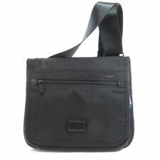 TUMI   Shoulder Bag Logo type Nylon