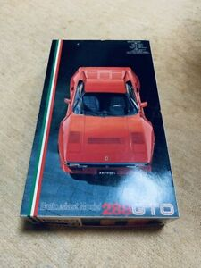 1/24 Fujimi - Ferrari 288 GTO - Plastic Model Kit