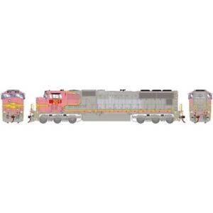 HO Scale Athearn Genesis 70651 SD75M, Progress Rail #201 (WB) w/SOUND & DCC