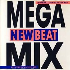 New Beat Mega Mix (#bcm56181) Confetti 's, Boytronic, amnesia, Tyree,... [maxi-CD]