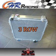 3 Row Aluminum Radiator for TOYOTA Hilux Surf KZN130 1KZ-TE 3.0TD AT/MT 93-96