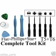 10 In1 Repair Opening Pry Tools Screwdriver Kit Set for Mobile Phone iPhone USA
