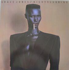 GRACE JONES - NIGHT CLUBBING - LP