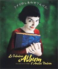 Le Fabuleux Album D'Amelie Poulain JAPAN MOVIE PHOTO BOOK 2002 Amelie