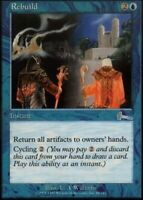Rebuild - Urza's Legacy - MP, English MTG Magic FLAT RATE SHIP