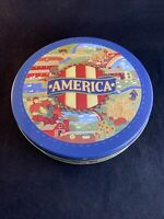 Vintage Stahmanns Country Store America Assortment Tin