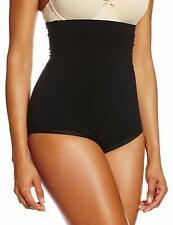 4909488397e Body Wrap BLACK Superior Derriere High Waist Panty